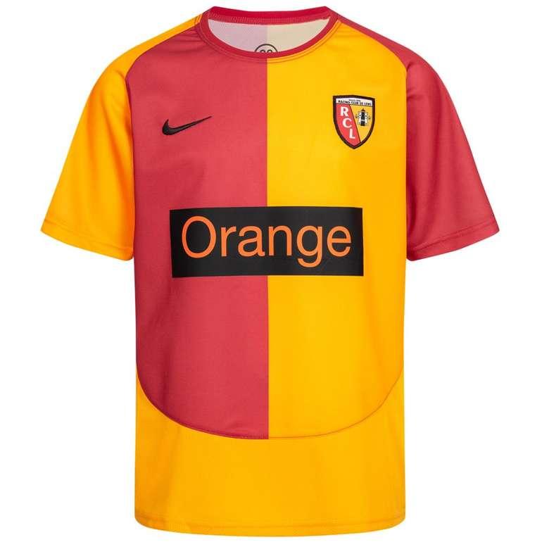 RC Lens Nike Kinder Heim Trikot für 10,94€ inkl. Versand (statt 13€) - Größe: 164-176
