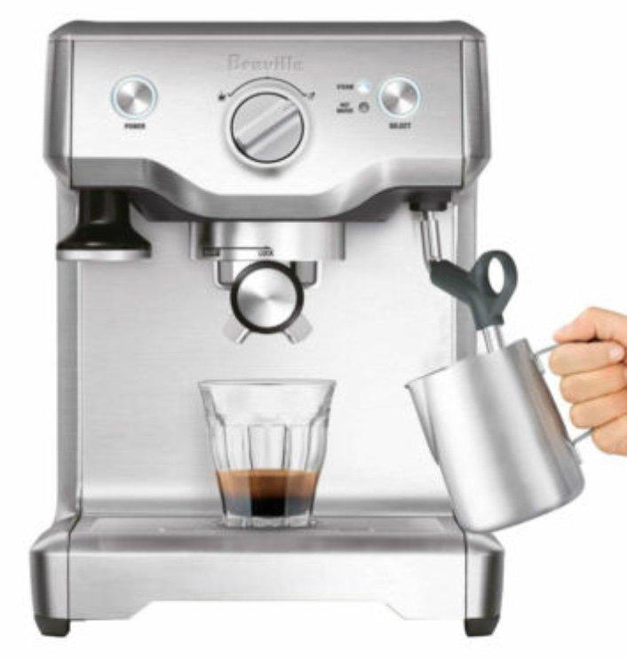 Sage The Duo Temp Pro Edelstahl Siebträger Espressomaschine für 269,10€ inkl. Versand (statt 325€)