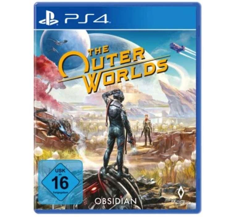 Media Markt Gönn Dir Dienstag Angebote - z.B. The Outer Worlds [PlayStation 4, Xbox One] für je 25€