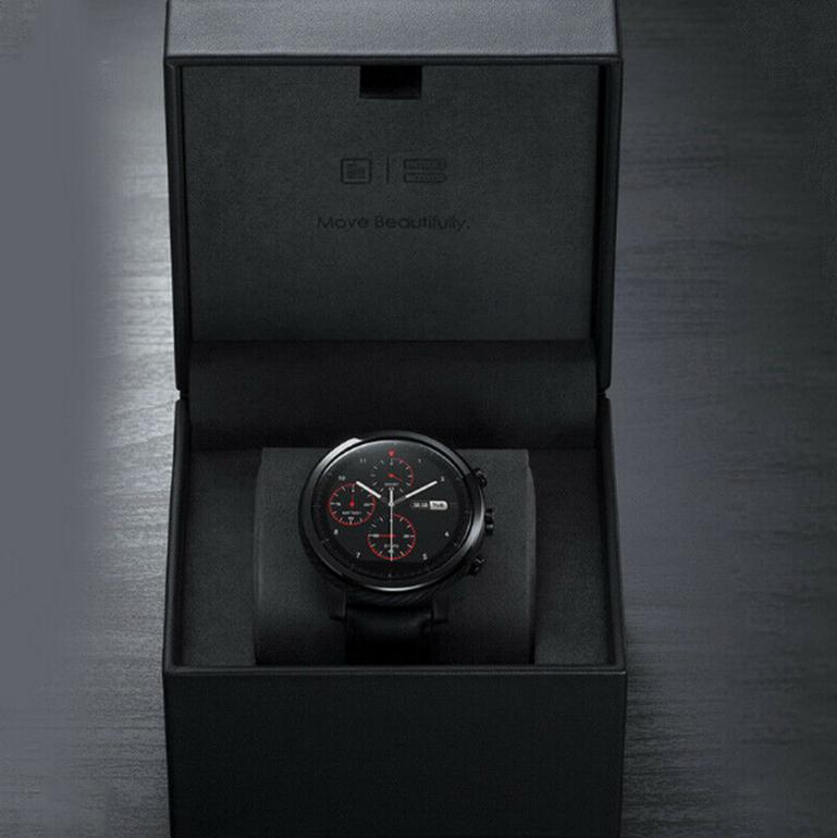 Xiaomi Amazfit Stratos Pace 2 Smartwatch für 118,79€ inkl. VSK (Global Version)