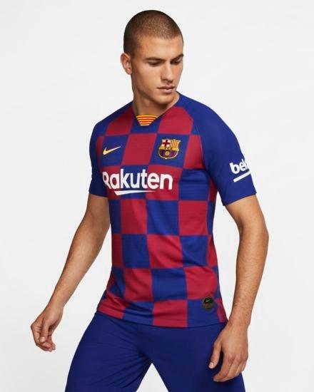 Nike FC Barcelona 2019/20 Vapor Match Home Herren-Fußballtrikot für 52,85€ inkl. Versand (statt 70€)