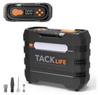 Tacklife ACP1B Auto Luftkompressor + 4 Adapter, Sicherung & Tasche für 19,70€