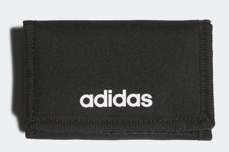 Adidas Linear Logo Geldbeutel für 5,56€ inkl. Versand (statt 8€) - Creators Club
