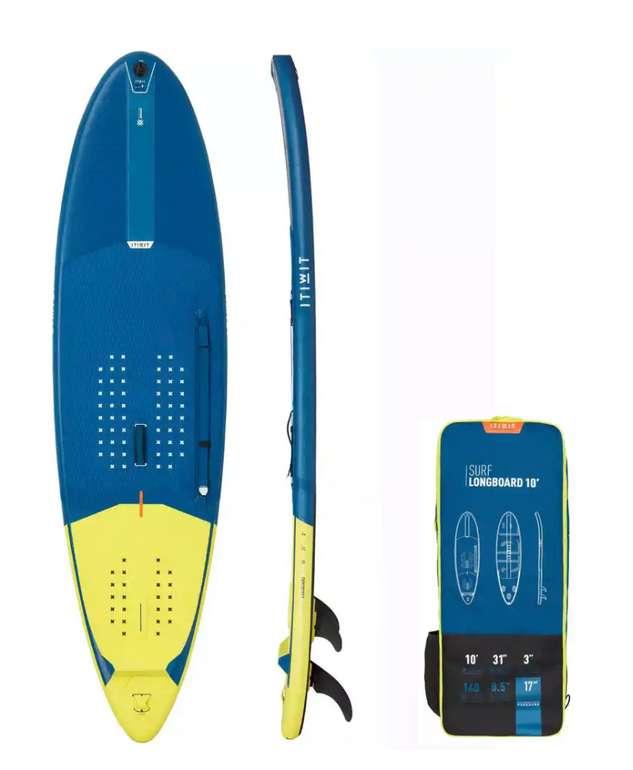 Itiwit SUP-Board Stand Up Paddle Surfen Longboard (aufblasbar) für 408,98€ inkl. Versand (statt 454€)