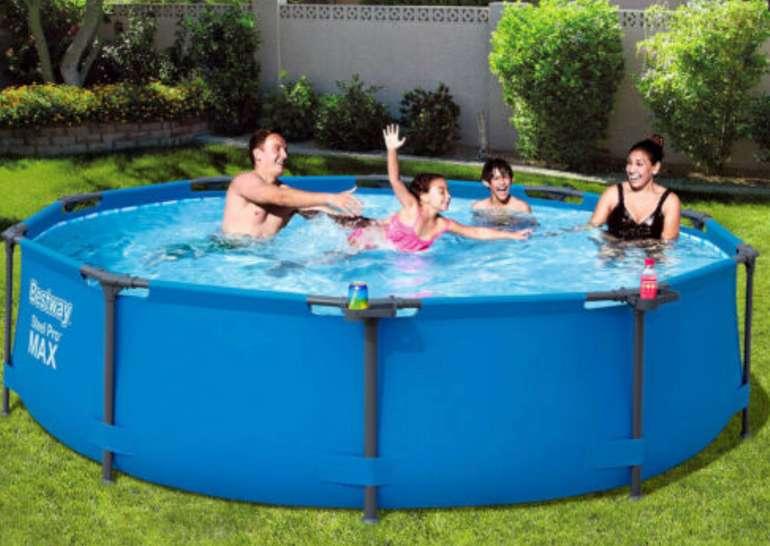 Bestway Schwimmbecken Steel Pro Max™ (305 x 70 cm) für 129,95€ inkl. Versand (statt 177€)