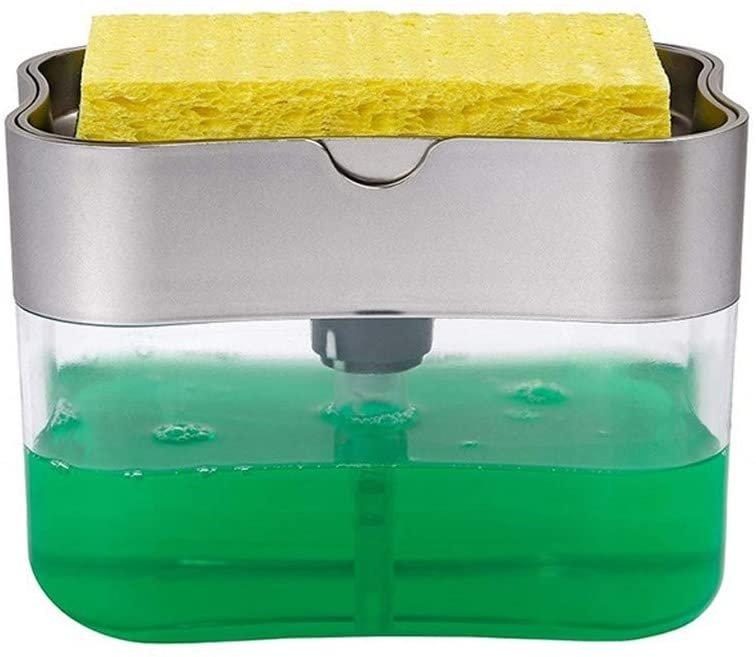 Ciciyoner 2-in-1 Seifenspender in 2 Farben für je 5,99€ inkl. Versand (statt 9€)