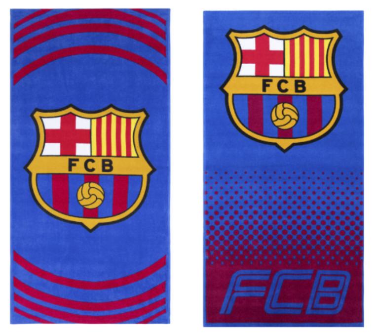 FC Barcelona Pulse Towel Handtuch 70 x 140 cm für 10,94€ inkl. Versand (statt 18€)