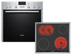 Siemens EQ271EK1ED Einbauherd-Set + Glaskeramik Kochfeld für 499€ (statt 691€)