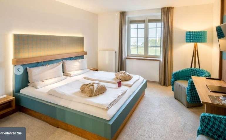 2 ÜN im 4 Sterne Hotel Bornmühle an der Mecklenburgische Seenplatte ab 109€ pro Person