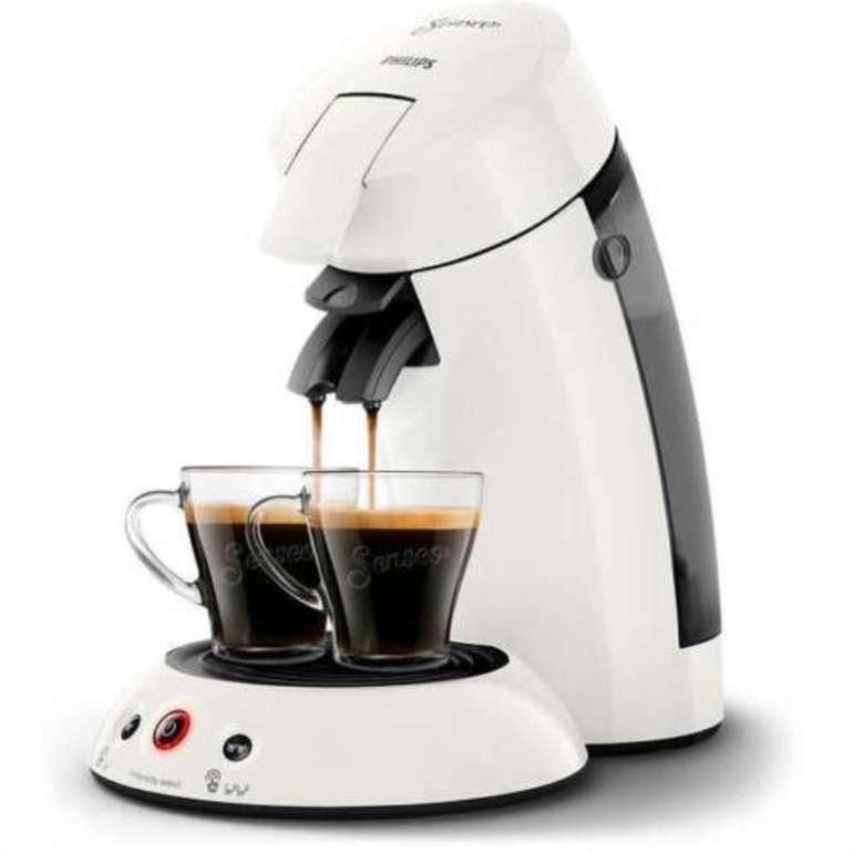 Philips Original Senseo HD6554/10 Kaffeepadmaschine für 44,99€ inkl. Versand (statt 60€)