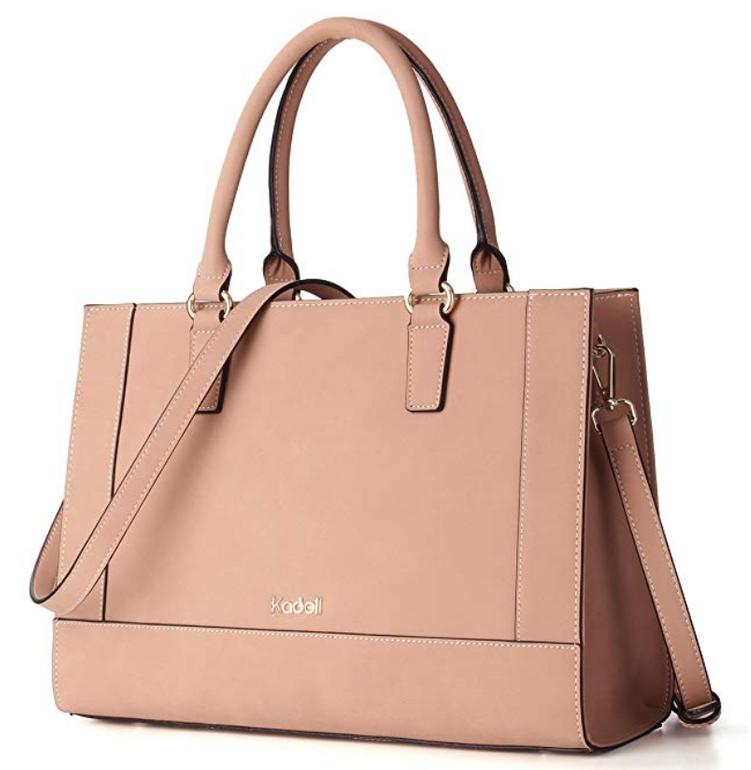 Kadell - PU-Leder Handtasche mit verschiedenen Fächern für 27,99€ inkl. Versand