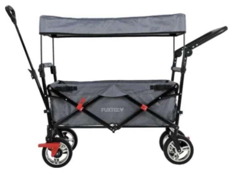 Fuxtec CT-700 Bollerwagen in grau für 139€ inkl. Versand (statt 167€)