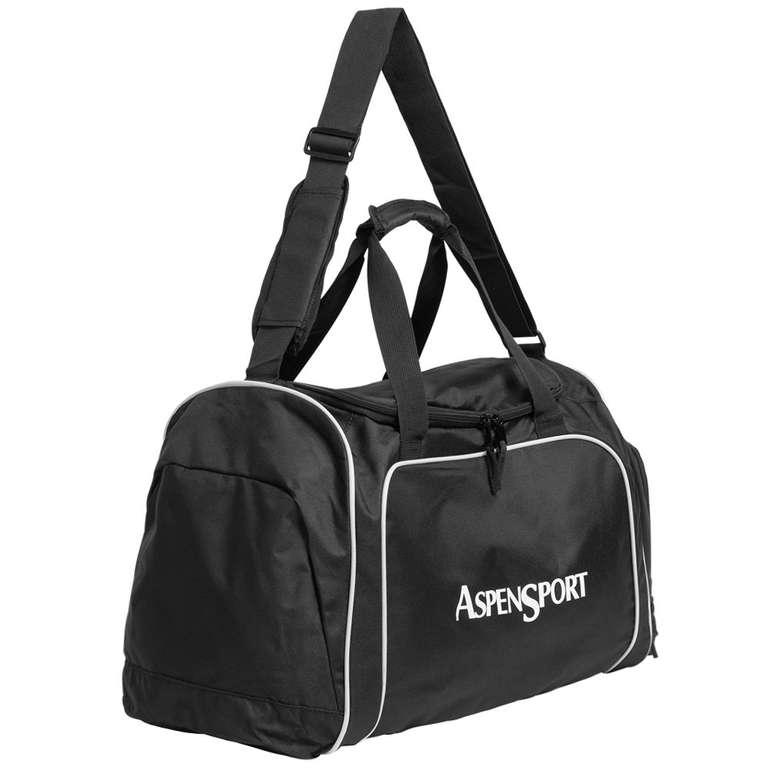 AspenSport Travel Bag Reisetasche (verschiedene Farben, S bis L) für 6,66€ (statt 12€)