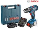 Bosch GSB 18-2-LI Professional + 2x 1,5Ah Akkus für 135,90€ inkl. Versand