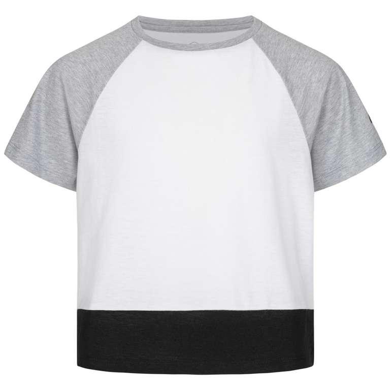 Asics Colorblock Oversized Mädchen T-Shirt für 9,54€ inkl. Versand (statt 16€)