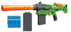 "MyToys: Air Warriors Spielzeug Sale, z.B. Dartblaster ""Eradicator""  für 11,24€"