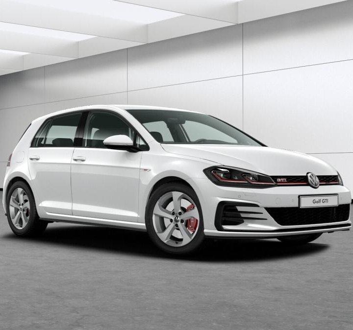 Gewerbe Leasing: VW Golf GTI Performance mit 245 PS für 99€ Netto mtl. leasen (LF: 0,32)