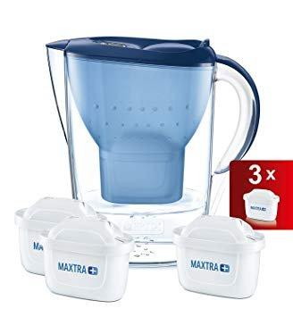 Brita Marella Cool Wasserfilter + 3 Kartuschen für 15€ inkl. Versand