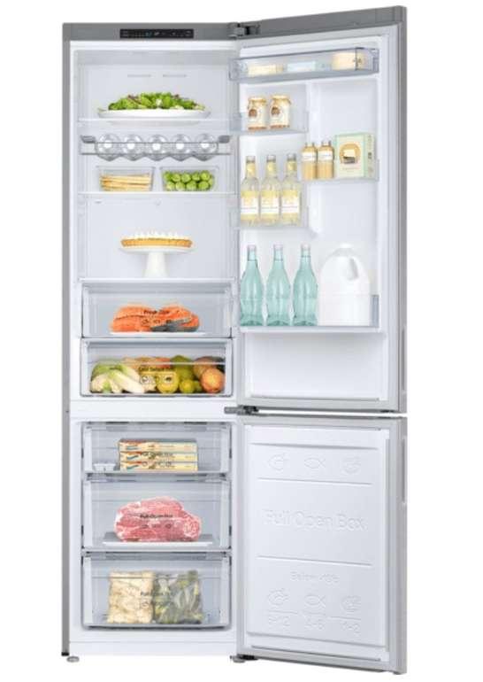 Samsung RL37J501MSA Kühlgefrierkombi mit NoFrost für 538,90€ inkl. Versand (statt 670€)