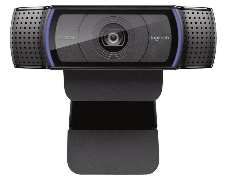Logitech C920s Pro HD Webcam schon ab 49€ (statt 70€)