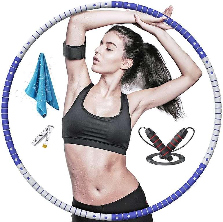 Aoyate Hula Hoop Reifen ab 12,53€ inkl. Prime Versand (statt 26€)