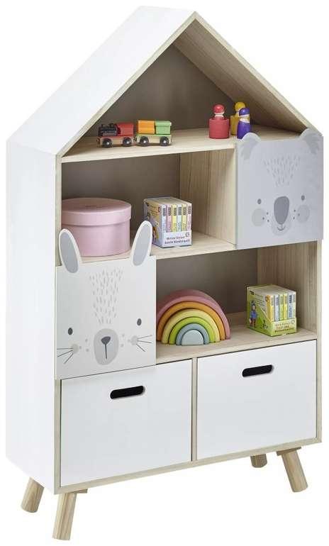 Modern Living Kinderregal aus Paulownia teilmassiv für 89,25€ inkl. Versand (statt 125€)