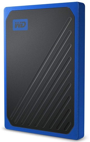 Western Digital Tragbare SSD 500GB für 69,99€ (statt 79€)