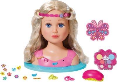 Zapf Creation 824788 Baby Born Sister Frisier- und Schminkkopf für 26,94€ inkl. Versand (statt 33€)