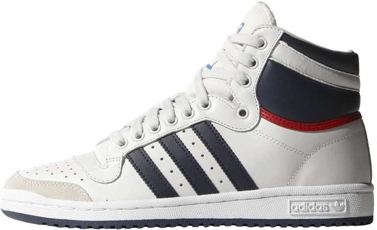 Adidas Top Ten HI geschnürter High-Top Sneaker für 43,15€ inkl. Versand
