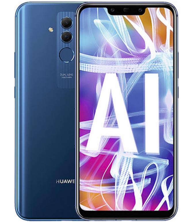 Huawei 20 Mate lite + Ay Allnet (3GB LTE, Allnet-Flat) für 14,99€ mtl.