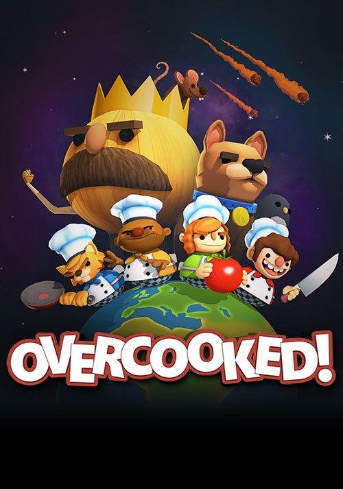 Epic Games Store: Overcooked! kostenlos herunterladen