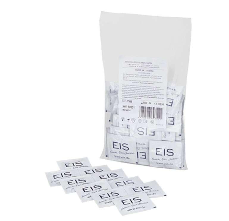Eis.de Sale mit bis zu 98% Rabatt - z.B. 100 XXL Vanilla Marken-Kondome für 3,99€ (statt 30€)