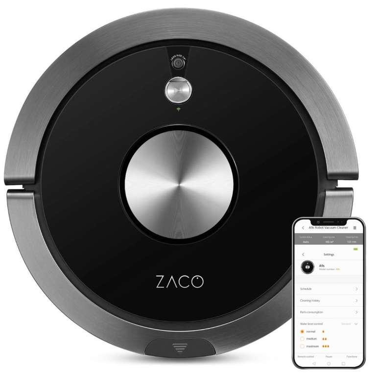 Red Friday Warm Up Angebote bei Media Markt - z.B. ZACO A9s Staubwischroboter für 399€