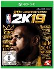 NBA 2K19 (20th Anniversary Edition) - XBOX One für 25€ inkl. Versand (statt 58€)