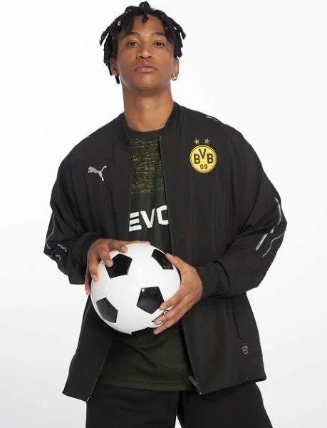 Puma BVB Jacke Borussia Dortmund Leisure für 19,09€ inkl. Versand (statt 40€)