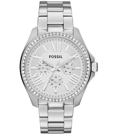 The Jeweller Shop Schmuck Sale bis -70% + 20% Extra, z.B. Fossil Damen Uhr 95€