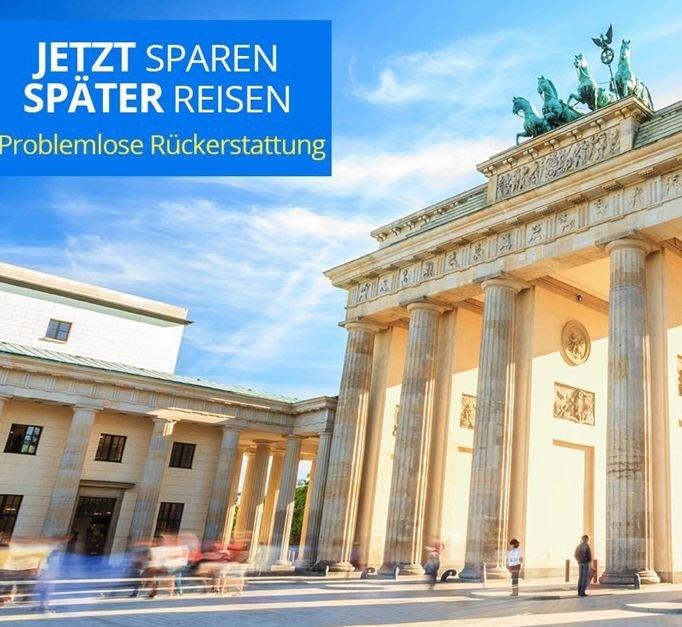 Berlin-Mitte: Design-Hotel Titanic Chaussee inkl. Frühstück & Spa-Eintritt - bis März 2021 ab 89€