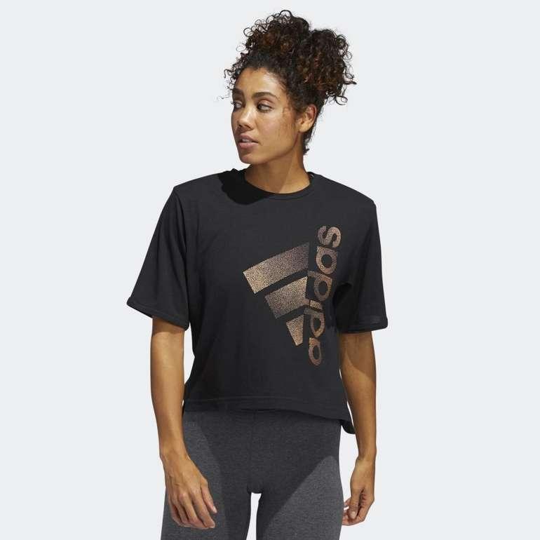 Adidas Damen Holiday T-Shirt für 17,82€ inkl. Versand (statt 25€) - Creators Club