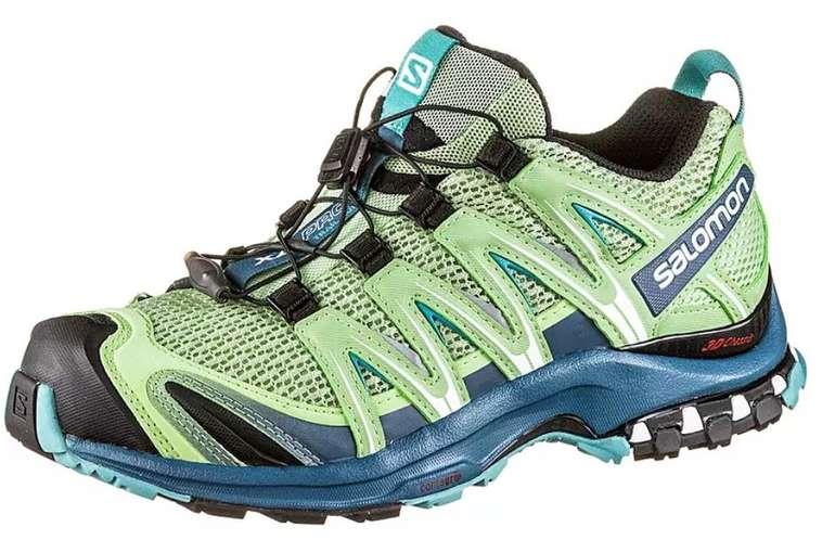 15% Rabatt auf Wander-Topseller bei Sportscheck - z.B. Salomon XA PRO 3D Damen Schuhe für 99,40€