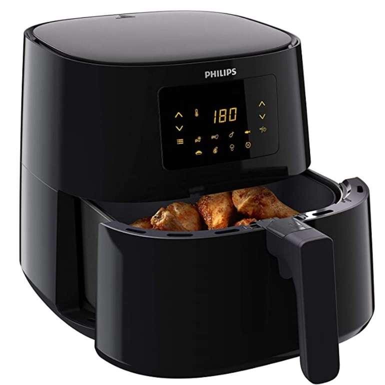 Philips Essential Airfryer XL HD9270/90 - Heißluftfritteuse (6.2L, 2000 Watt) für 118,74€ (statt 184€)