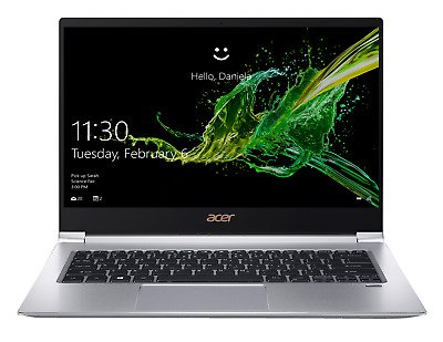 "Acer Swift 3 (SF314-55-71NF), 14"" Notebook (i7, 8GB RAM, 512GB SSD) für 834,24€"