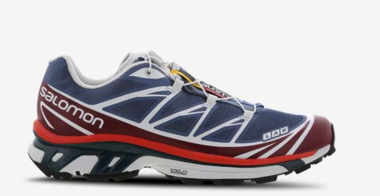 Salomon XT-6 Herren Schuhe (2 Farben) zu je 109,99€ inkl. Versand (statt 155€)