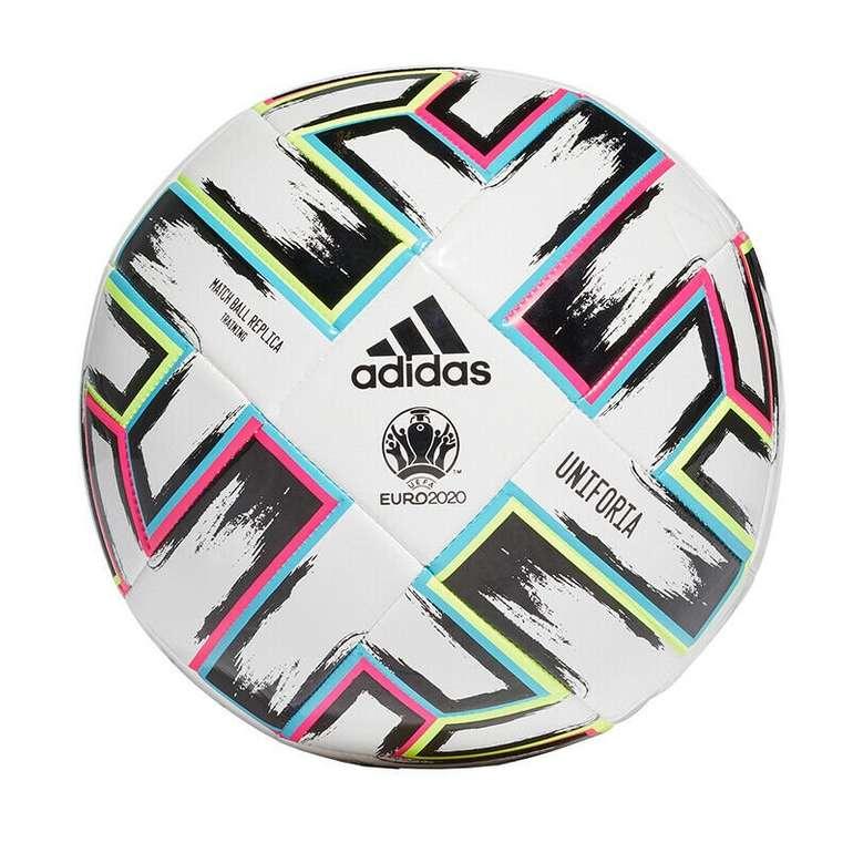 adidas Performance Uniforia EM 2020 Trainingsball (Größe 4 o. 5) für 14,95€ inkl. Versand