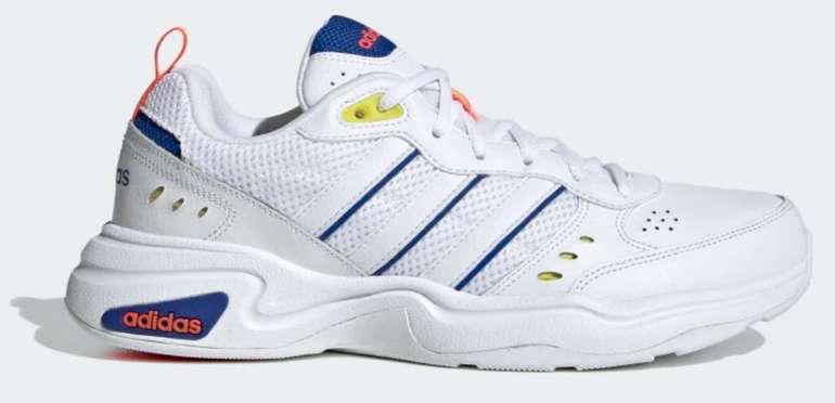 adidas Strutter Herren Trainingsschuh in weiß für 37,49€inkl. Versand (statt 55€)