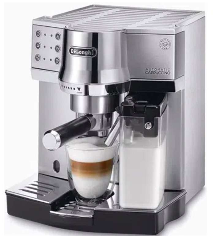 Delonghi EC 850.M Espresso Siebträger-Kaffeemaschine für 283,95€ inkl. Versand (statt 404€)