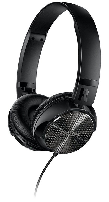 Philips SHL3855NC - Noise Canceling On-Ear Kopfhörer für 19,99€ inkl. Versand