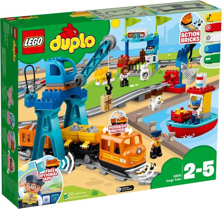 Lego Duplo Güterzug (10875) für 79,90€ inkl. Versand (statt 90€)