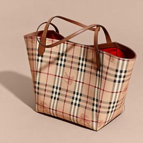Burberry Sale mit bis zu 65% Rabatt - z.B. Shopper für 199,99€ (statt 650€)
