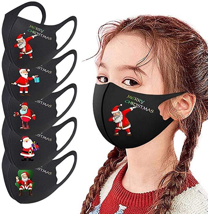 Leedy 5er Pack Kinder Mund-Nase-Masken (verschiedene Motive) für je 3,20€ (statt 10€)