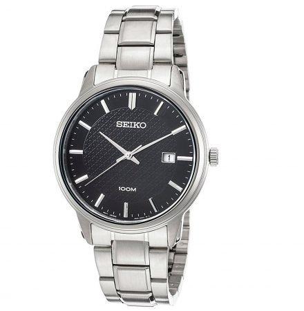 Seiko Herren Armbanduhr Neo Analog SUR195P1 für 89,90€ inklusive Versand